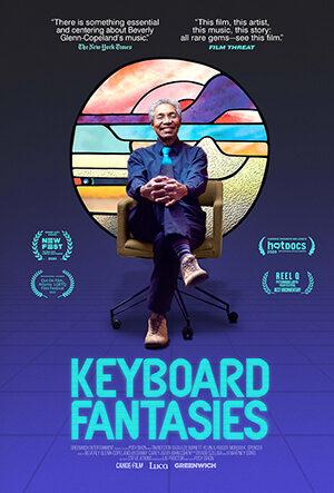 poster for Keyboard Fantasies