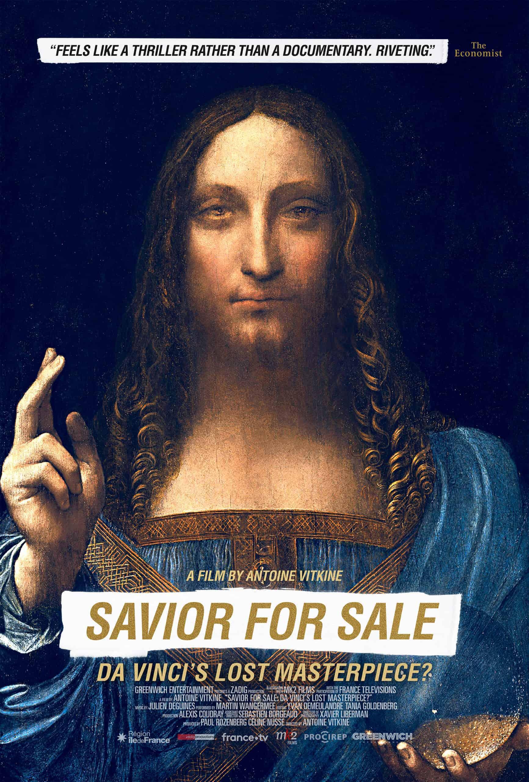 poster for SAVIOR FOR SALE